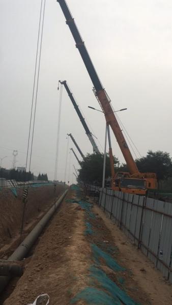 瑞阳热电联供管道工程