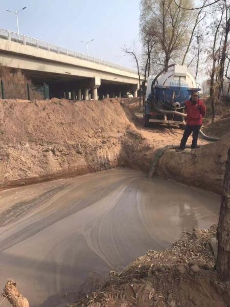南外环跨潇河热力管项目